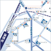 〒170-0013 東京都豊島区東池袋2-59-7 1F